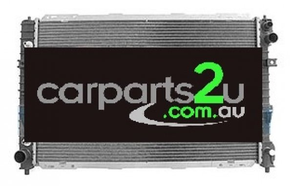 To suit FORD ESCAPE ESCAPE  RADIATOR - New quality car parts & auto spares online Australia wide with the convenience of shopping from your own home. Carparts 2U Penrith Sydney