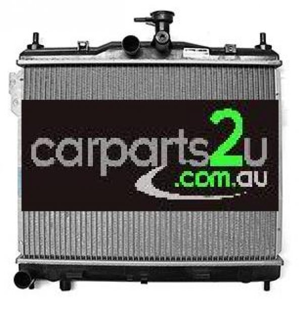 To suit HYUNDAI GETZ TB  RADIATOR - New quality car parts & auto spares online Australia wide with the convenience of shopping from your own home. Carparts 2U Penrith Sydney
