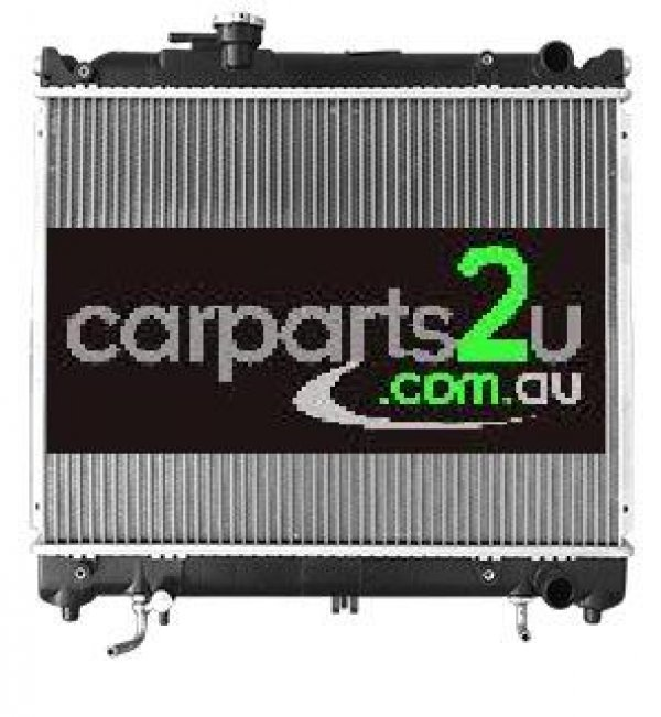 To suit SUZUKI VITARA VITARA LY  RADIATOR - New quality car parts & auto spares online Australia wide with the convenience of shopping from your own home. Carparts 2U Penrith Sydney