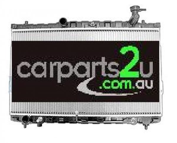 TO SUIT HYUNDAI SANTA FE SM  RADIATOR  NA - BRAND NEW RADIATOR TO SUIT HYUNDAI SANTA FE SM WAGON 2.4 LITRE 4 CYLINDER PETROL MODELS (MANUAL/AUTOMATIC TRANSMISSION)