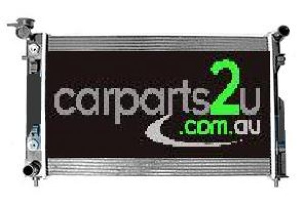 To suit HOLDEN COMMODORE TS  RADIATOR - New quality car parts & auto spares online Australia wide with the convenience of shopping from your own home. Carparts 2U Penrith Sydney
