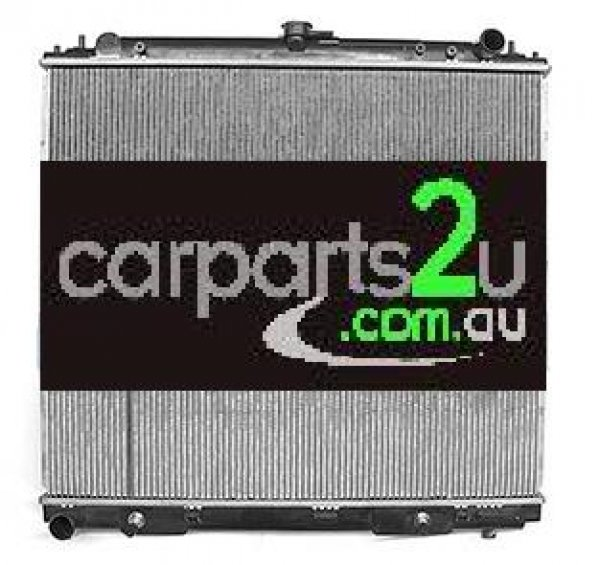 To suit NISSAN NAVARA D21 UTE  RADIATOR - New quality car parts & auto spares online Australia wide with the convenience of shopping from your own home. Carparts 2U Penrith Sydney