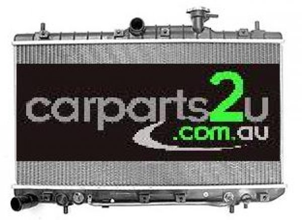 TO SUIT HYUNDAI ACCENT LC  RADIATOR  NA - BRAND NEW RADIATOR TO SUIT HYUNDAI ACCENT 1.5/1.6 LITRE 4 CYLINDER PETROL MODELS BETWEEN 6/2000-4/2006(AUTOMATIC/MANUALTRANSMISSION)  - New quality car parts & auto spares online Australia wide with the convenience of shopping from your own home. Carparts 2U Penrith Sydney