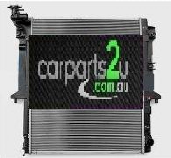 TO SUIT MITSUBISHI TRITON ML  RADIATOR  NA - BRAND NEW RADIATOR TO SUIT MITSUBISHI TRITON ML 3.2 LITRE DIESEL & 3.5 LITRE PETROL V6 MODELS BETWEEN 06/2006-08/2009 (MANUAL TRANSMISSION)