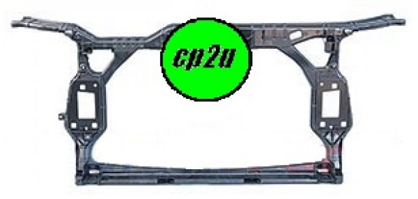 To suit AUDI A4 CAPTIVA CG SERIES 1  RADIATOR SUPPORT - New quality car parts & auto spares online Australia wide with the convenience of shopping from your own home. Carparts 2U Penrith Sydney