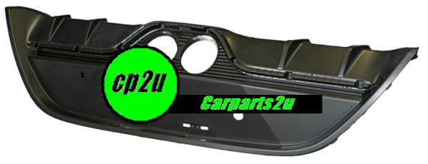 To suit HYUNDAI VELOSTER GOLF 7TH GEN  REAR BAR INSERT - New quality car parts & auto spares online Australia wide with the convenience of shopping from your own home. Carparts 2U Penrith Sydney
