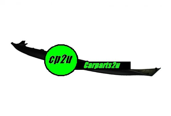 To suit HYUNDAI ELANTRA ELANTRA AD  REAR BAR INSERT - New quality car parts & auto spares online Australia wide with the convenience of shopping from your own home. Carparts 2U Penrith Sydney