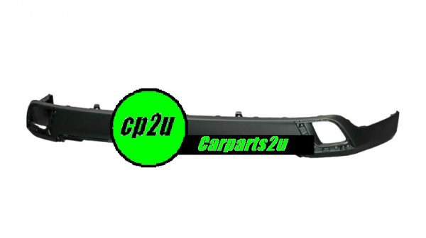 To suit TOYOTA KLUGER 200 SERIES  REAR BAR INSERT - New quality car parts & auto spares online Australia wide with the convenience of shopping from your own home. Carparts 2U Penrith Sydney