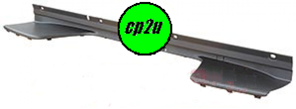 To suit VOLKSWAGEN AMAROK R52  REAR BAR MOULD - New quality car parts & auto spares online Australia wide with the convenience of shopping from your own home. Carparts 2U Penrith Sydney