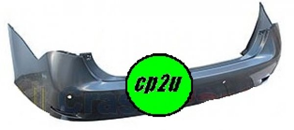 To suit LEXUS GS250 / GS350 / GS450H CT200H ZWA10  REAR BUMPER - New quality car parts & auto spares online Australia wide with the convenience of shopping from your own home. Carparts 2U Penrith Sydney