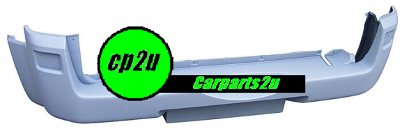 To suit SUZUKI GRAND VITARA GRAND VITARA  REAR BUMPER - New quality car parts & auto spares online Australia wide with the convenience of shopping from your own home. Carparts 2U Penrith Sydney