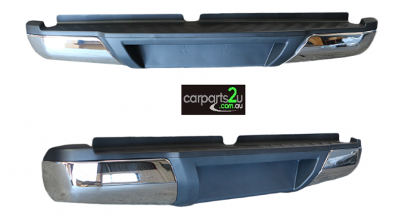To suit NISSAN NAVARA NP300  REAR STEP - New quality car parts & auto spares online Australia wide with the convenience of shopping from your own home. Carparts 2U Penrith Sydney