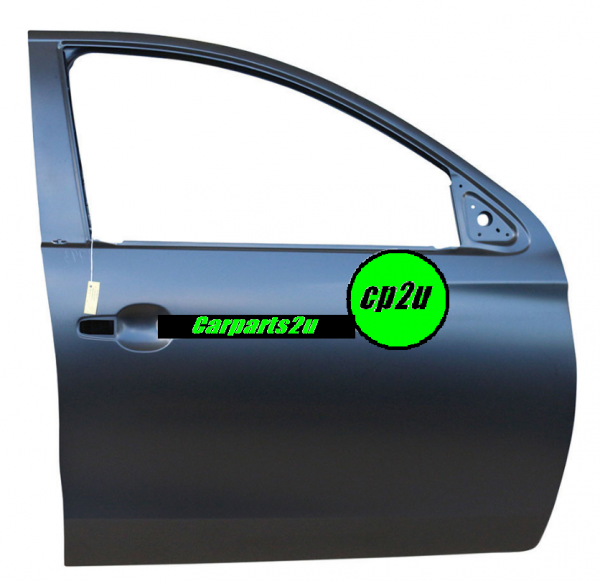TO SUIT MITSUBISHI TRITON MQ  FRONT DOOR  RIGHT - BRAND NEW GENUINE MITSUBISHI FRONT RIGHT HAND SIDE DOOR TO SUIT MITSUBISHI TRITON MQ SINGLE/DUEL CAB MODELS ONLY BETWEEN 04/2015-10/2018