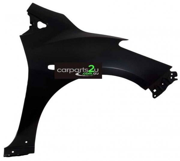 TO SUIT MAZDA MAZDA 2 MAZDA 2 DE  GUARD  RIGHT - BRAND NEW RIGHT HAND SIDE GUARD (WITH LOWER FRONT SPOILER TYPE) TO SUIT MAZDA 2 3/4/5 DOOR SEDAN/HATCH MODELS BETWEEN 9/2007-09/2014