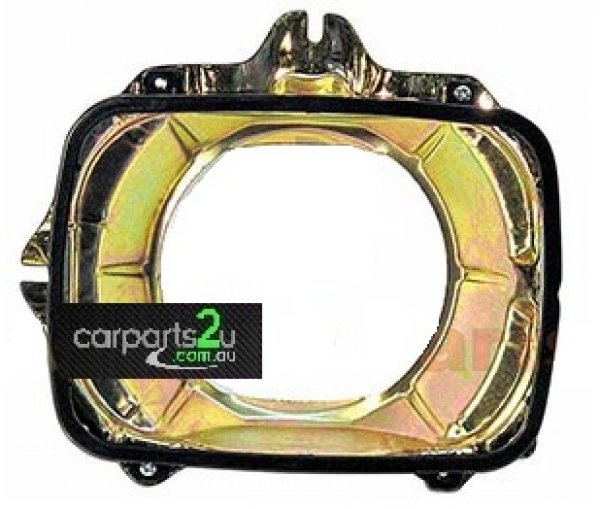 TO SUIT TOYOTA HILUX HILUX UTE 4WD  HEAD LIGHT HOUSING  RIGHT - BRAND NEW RIGHT HAND SIDE HEAD LIGHT HOUSING/BACKING TO SUIT ALL 2WD/4WD TOYOTA HILUX MODELS BETWEEN 10/1983-2/2005 WITH THE H4 TYPE HEAD LIGHT
