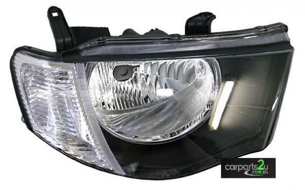 TO SUIT MITSUBISHI TRITON MN  HEAD LIGHT  RIGHT - BRAND NEW RIGHT HAND SIDE HEAD LIGHT TO SUIT MITSUBISHI TRITON MN (09/2009-03/2015)  - New quality car parts & auto spares online Australia wide with the convenience of shopping from your own home. Carparts 2U Penrith Sydney
