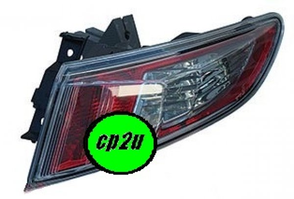 To suit HONDA CIVIC JAZZ GE/GP  TAIL LIGHT - New quality car parts & auto spares online Australia wide with the convenience of shopping from your own home. Carparts 2U Penrith Sydney