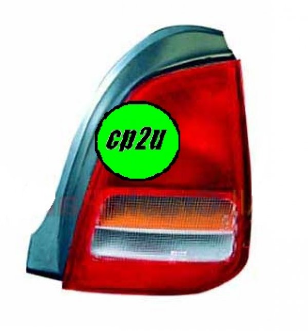 TO SUIT MITSUBISHI MIRAGE MIRAGE CE  TAIL LIGHT  RIGHT - BRAND NEW RIGHT HAND SIDE TAIL LIGHT TO SUIT MITSUBISHI MIRAGE CE 3 DOOR MODELS BETWEEN 05/1996-06/1998  - New quality car parts & auto spares online Australia wide with the convenience of shopping from your own home. Carparts 2U Penrith Sydney