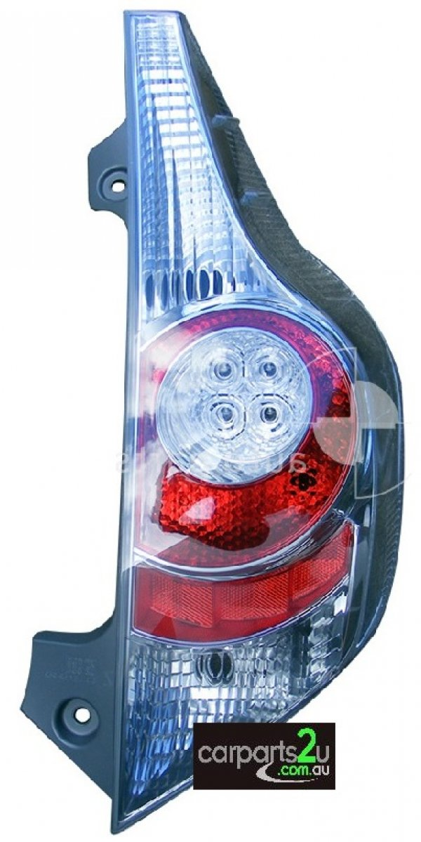 TAIL LIGHT RIGHT BRAND NEW RIGHT HAND SIDE TAIL LIGHT TO SUIT TOYOTA PRIUS C HATCH (12/2011-02/2015)  GENUINE TOYOTA PART  - Open 24hrs 365 days a year - our commitment is to provide new quality spare car parts nationally with the convenience of our online auto parts shopping store in the privacy of your own home.