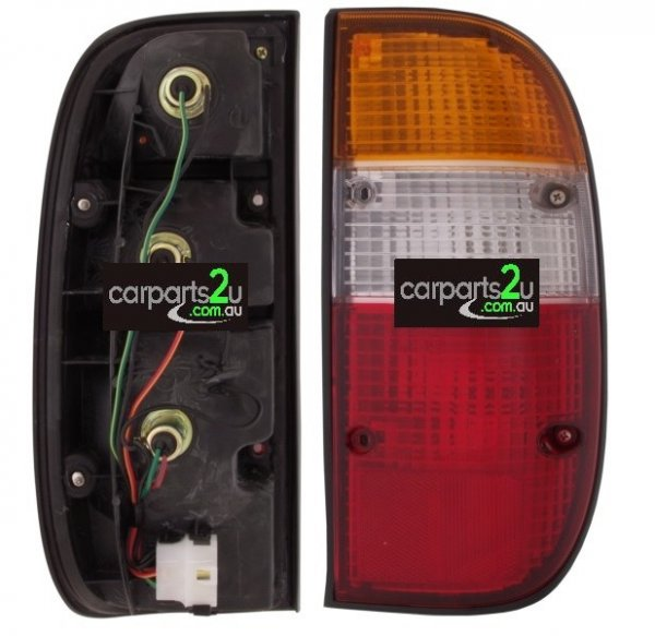 TO SUIT FORD COURIER PG/PH  TAIL LIGHT  RIGHT - TO SUIT RIGHT HAND SIDE FORD COURIER UTE PE/PG (1999-2004)