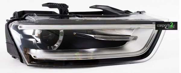 To suit AUDI Q3 Q3 8U  HEAD LIGHT - New quality car parts & auto spares online Australia wide with the convenience of shopping from your own home. Carparts 2U Penrith Sydney