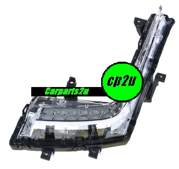 To suit SUZUKI SWIFT FZ  DAYTIME DRIVING LIGHT - New quality car parts & auto spares online Australia wide with the convenience of shopping from your own home. Carparts 2U Penrith Sydney