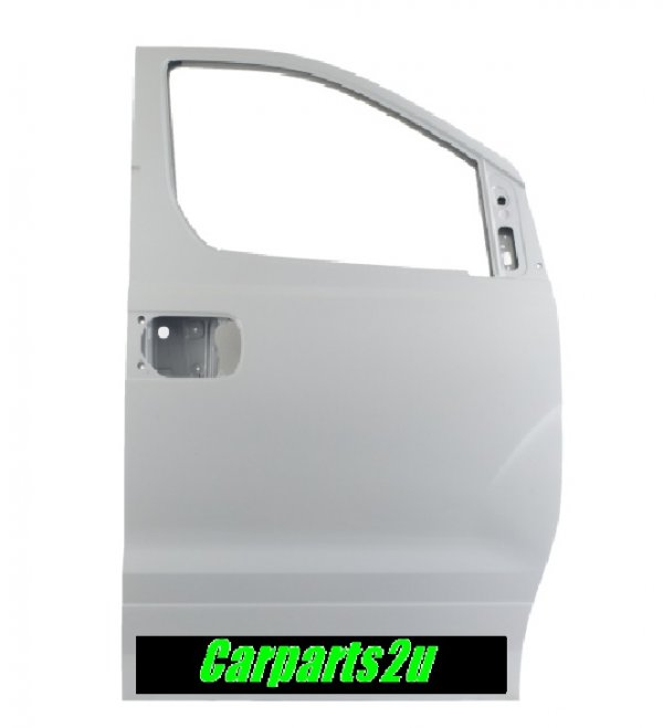 To suit HYUNDAI ILOAD / IMAX  HIACE VAN  DOOR SHELL - New quality car parts & auto spares online Australia wide with the convenience of shopping from your own home. Carparts 2U Penrith Sydney