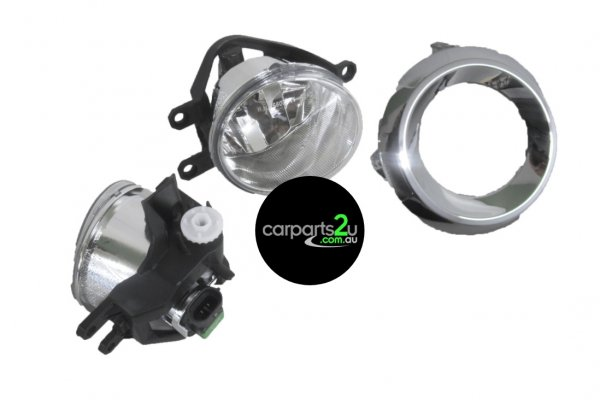 To suit TOYOTA PRADO RA  FOG LIGHT KIT - New quality car parts & auto spares online Australia wide with the convenience of shopping from your own home. Carparts 2U Penrith Sydney