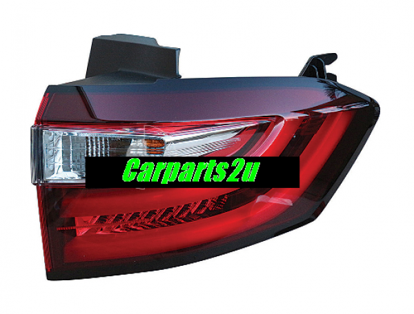 To suit HONDA ODYSSEY  ODYSSEY RC WAGON  TAIL LIGHT - New quality car parts & auto spares online Australia wide with the convenience of shopping from your own home. Carparts 2U Penrith Sydney