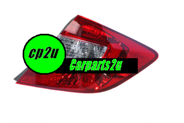 To suit HONDA CIVIC CP  TAIL LIGHT - New quality car parts & auto spares online Australia wide with the convenience of shopping from your own home. Carparts 2U Penrith Sydney