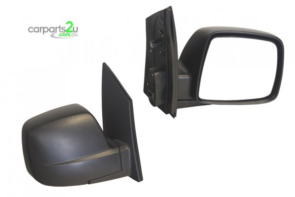 To suit HYUNDAI ILOAD / IMAX ILOAD / IMAX  FRONT DOOR MIRROR - New quality car parts & auto spares online Australia wide with the convenience of shopping from your own home. Carparts 2U Penrith Sydney