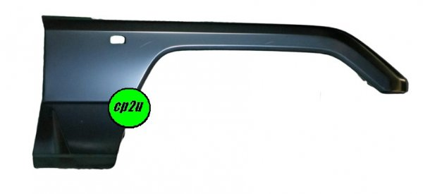TO SUIT TOYOTA LANDCRUISER 70 SERIES  GUARD  RIGHT - BRAND NEW RIGHT HAND SIDE LOWER GUARD TO SUIT TOYOTA LANDCRUISER 70 SERIES MODELS BETWEEN 11/1984-1/2007 (WITHOUT FLARE/ WITH INDICATOR HOLE)
