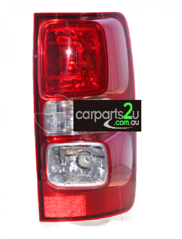 To suit HOLDEN COLORADO  TAIL LIGHT - New quality car parts & auto spares online Australia wide with the convenience of shopping from your own home. Carparts 2U Penrith Sydney