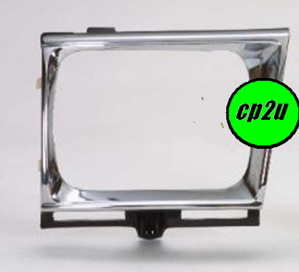 To suit TOYOTA HILUX HILUX UTE 4WD  HEAD LIGHT RIM - New quality car parts & auto spares online Australia wide with the convenience of shopping from your own home. Carparts 2U Penrith Sydney