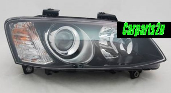 HEAD LIGHT RIGHT BRAND NEW RIGHT HAND SIDE HEAD LIGHT TO SUIT HOLDEN COMMODORE VE SERIES 2 SS-V/CALAIS/SS MODELS BETWEEN 9/2010-5/2013 (PROJECTOR TYPE HEAD LIGHT) 