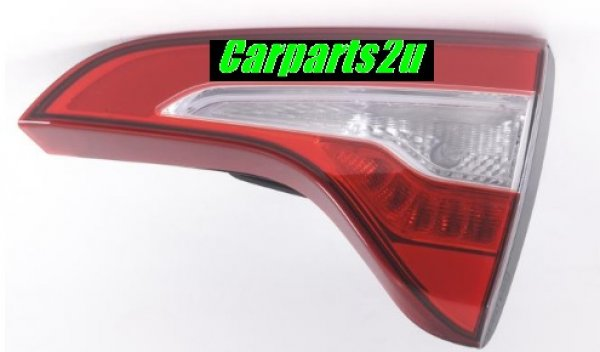 TO SUIT KIA SORENTO SORENTO XM  TAIL LIGHT  RIGHT - BRAND NEW GENUINE KIA RIGHT HAND SIDE INNER BOOT LID TAIL LIGHT TO SUIT KIA SORENTO XM MODELS BETWEEN 10/2012-6/2015 (REVERSE LIGHT IN THE MIDDLE)