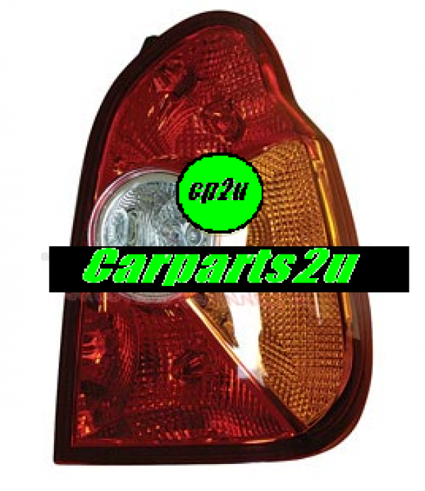 TAIL LIGHT RIGHT BRAND NEW GENUINE HYUNDAI RIGHT HAND SIDE TAIL LIGHT TO SUIT HYUNDAI TERRACANHP WAGON MODELS BETWEEN 7/01-5/04  - Open 24hrs 365 days a year - our commitment is to provide new quality spare car parts nationally with the convenience of our online auto parts shopping store in the privacy of your own home.