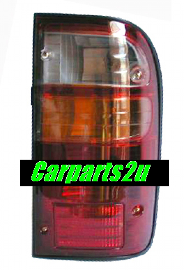 TO SUIT TOYOTA HILUX HILUX UTE 4WD  TAIL LIGHT  RIGHT - BRAND NEW RIGHT HAND SIDE TAIL LIGHT TO SUIT TOYOTA HILUX 4WD SR5 MODELS (RED/WHITE/AMBER) BETWEEN 9/2001-2/2005