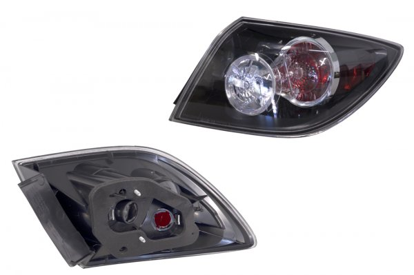 TO SUIT MAZDA MAZDA 3 MAZDA 3 BK  TAIL LIGHT  RIGHT - BRAND NEW RIGHT HAND SIDE TAIL LIGHT TO SUIT MAZDA 3 BK 5 DR HATCH MODELS ONLY BETWEEN 6/2006-4/2009 (EXCLUDES SP23)