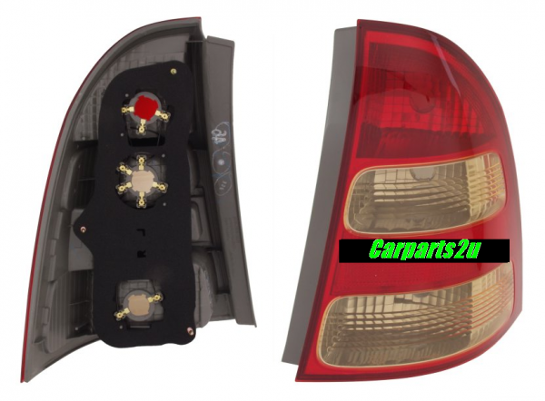 To suit TOYOTA COROLLA ZZE122  TAIL LIGHT - New quality car parts & auto spares online Australia wide with the convenience of shopping from your own home. Carparts 2U Penrith Sydney