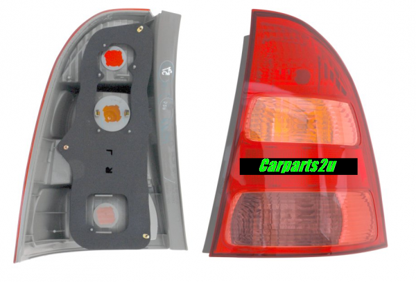 TO SUIT TOYOTA COROLLA ZZE122  TAIL LIGHT  RIGHT - BRAND NEW *GENUINE TOYOTA* RIGHTHAND SIDE TAIL LIGHT TO SUIT TOYOTA COROLLAWAGONMODELS ONLY BETWEEN 4/2004-3/2007ONLY  - New quality car parts & auto spares online Australia wide with the convenience of shopping from your own home. Carparts 2U Penrith Sydney