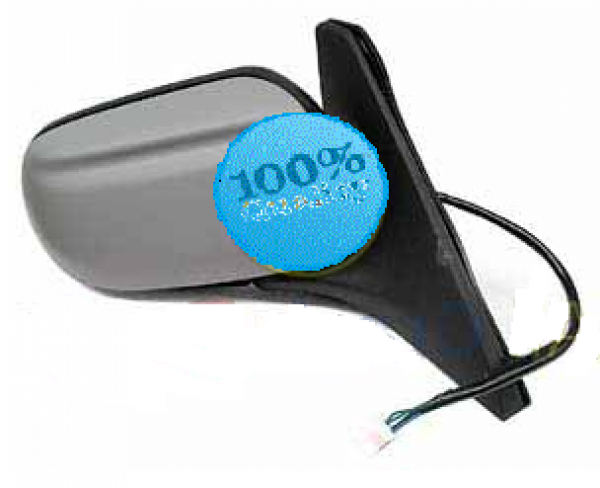 TO SUIT FORD LASER KN/KQ  FRONT DOOR MIRROR  RIGHT - BRAND NEW RIGHT HAND SIDE ELECTRIC DOOR MIRROR TO SUIT FORD LASER KN/KQ/BJ (01/1999-01/2003)
