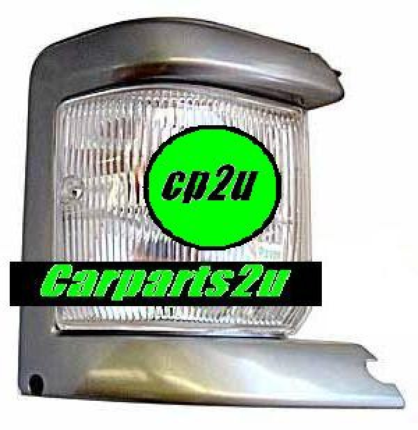 TO SUIT MAZDA E SERIES VAN E SERIES VAN  FRONT CORNER LIGHT  RIGHT - RIGHT HAND SIDE FRONT CORNER LIGHT TO SUIT MAZDA E SERIES VAN MWB/LWB MODELS BETWEEN 8/1999-10/2006  - New quality car parts & auto spares online Australia wide with the convenience of shopping from your own home. Carparts 2U Penrith Sydney