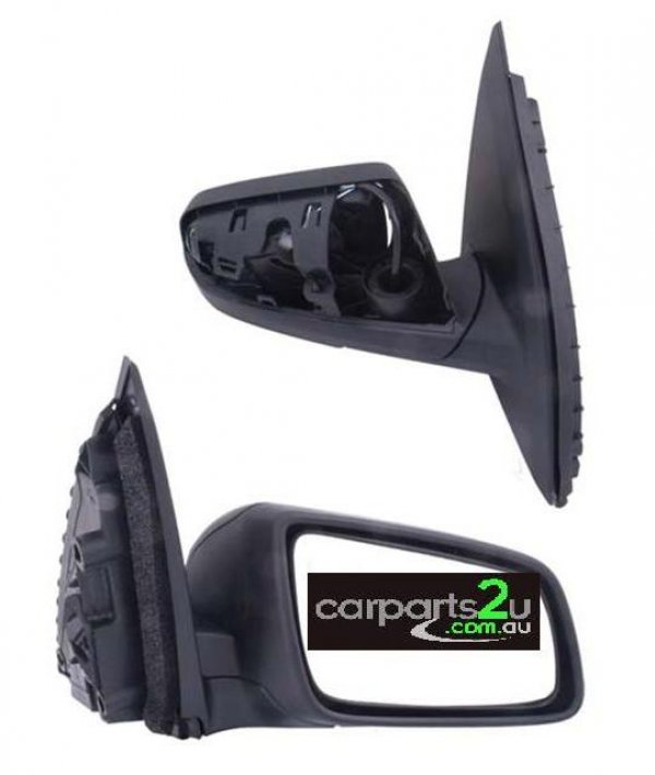 To suit HOLDEN COMMODORE VE SERIES 1  FRONT DOOR MIRROR - New quality car parts & auto spares online Australia wide with the convenience of shopping from your own home. Carparts 2U Penrith Sydney