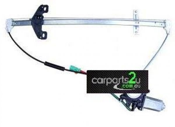 To suit HONDA CRV CR-V RD WAGON  WINDOW REGULATOR - New quality car parts & auto spares online Australia wide with the convenience of shopping from your own home. Carparts 2U Penrith Sydney