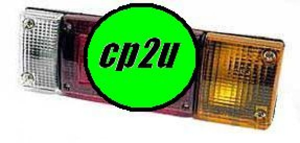 TO SUIT NISSAN NAVARA D21 UTE  TAIL LIGHT  RIGHT - RIGHT HAND SIDE TAIL LIGHT TO SUIT NISSAN NAVARA D21 UTE TRAYBACK MODELS BETWEEN 1986-1992  - New quality car parts & auto spares online Australia wide with the convenience of shopping from your own home. Carparts 2U Penrith Sydney