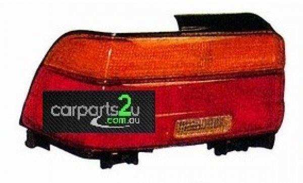 TO SUIT HOLDEN NOVA NOVA LG  TAIL LIGHT  LEFT - BRAND NEW LEFT HAND SIDE (AMBER/RED/CLEAR) TAIL LIGHT TO SUIT HOLDEN NOVA LG SEDAN (09/1994-08/1996)