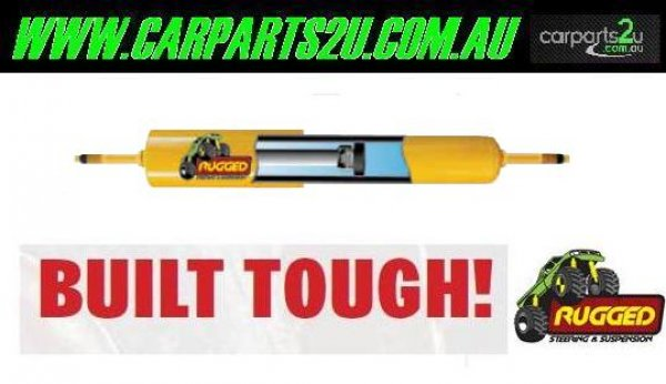 To suit NISSAN PATROL GU / Y61  STEERING DAMPERS - New quality car parts & auto spares online Australia wide with the convenience of shopping from your own home. Carparts 2U Penrith Sydney