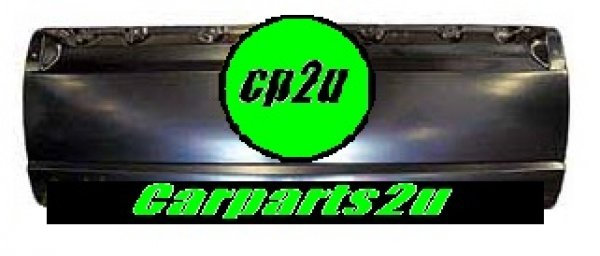 To suit HOLDEN COMMODORE FG SERIES 1  TAIL GATE - New quality car parts & auto spares online Australia wide with the convenience of shopping from your own home. Carparts 2U Penrith Sydney