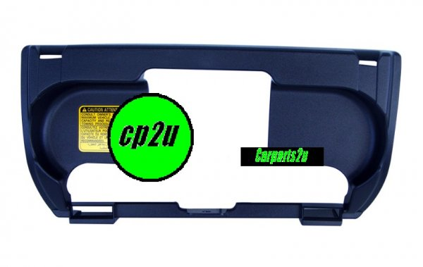 To suit TOYOTA LANDCRUISER TRAILBLAZER WAGON  REAR BAR INSERT - New quality car parts & auto spares online Australia wide with the convenience of shopping from your own home. Carparts 2U Penrith Sydney